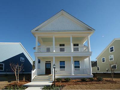 Moncks Corner Single Family Home For Sale: 104 Red Leaf Boulevard