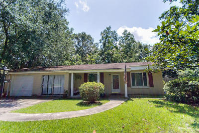 Charleston Single Family Home Contingent: 2242 Parsonage Road