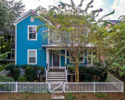 North Charleston Single Family Home For Sale: 5278 E Dolphin Street