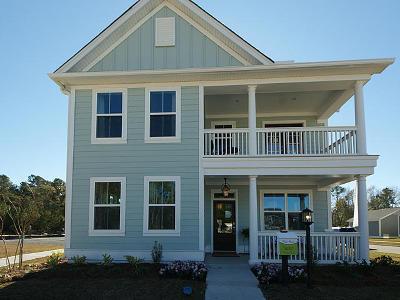 Moncks Corner Single Family Home For Sale: 106 Red Leaf Boulevard