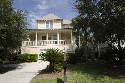 Seabrook Island Single Family Home For Sale: 4020 Bridle Trail Dr