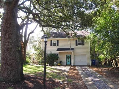 Single Family Home For Sale: 1185 Leesville Street