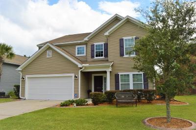 Wescott Plantation Single Family Home Contingent: 9624 S Liberty Meadows Drive