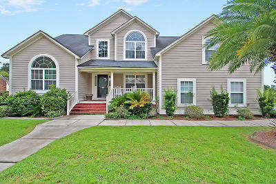 North Charleston Single Family Home For Sale: 5043 Spaniel Drive