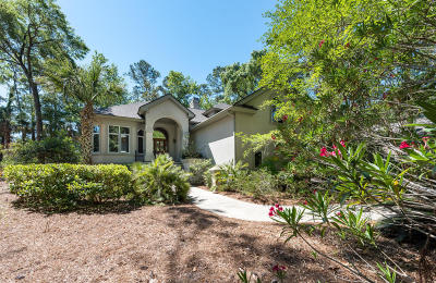 Seabrook Island Single Family Home Contingent: 3068 Baywood Drive