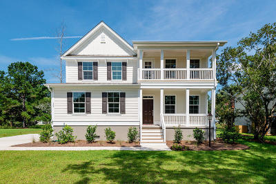 Charleston Single Family Home For Sale: 305 Jamesbury Road