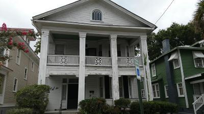 Charleston Single Family Home For Sale: 496 Huger Street