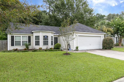 Mount Pleasant Single Family Home Contingent: 2605 Turben Place