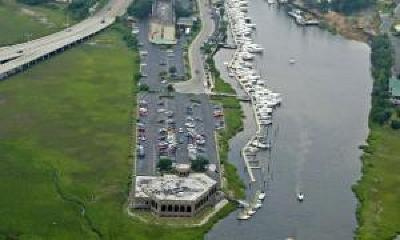Charleston Boat Slip For Sale: Ashley Point Drive #B-9