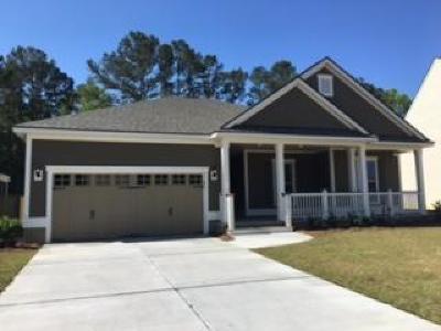 Johns Island Single Family Home For Sale: 2948 Gantt Drive