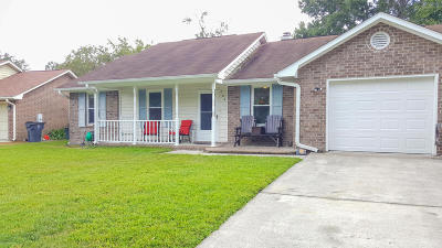 Ladson Single Family Home Contingent: 204 Houston Drive