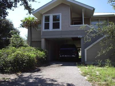 Isle Of Palms Single Family Home Contingent: 12 Ocean Park Ct.