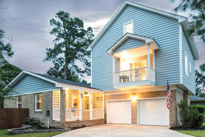 Ladson Single Family Home Contingent: 125 Limehouse Drive