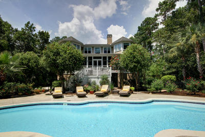 Dunes West Single Family Home For Sale: 3675 Colonel Vanderhorst Circle
