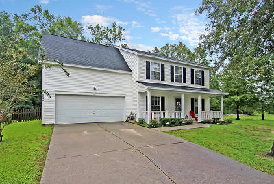 North Charleston Single Family Home Contingent: 8649 Madelyn St