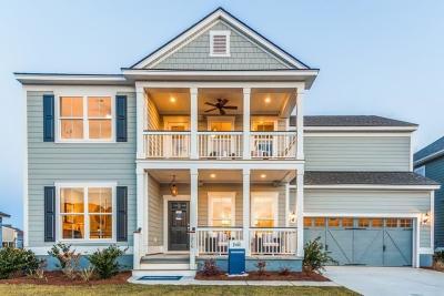 Johns Island Single Family Home For Sale: 2924 Gantt Drive