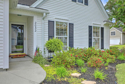Mount Pleasant Single Family Home Contingent: 2032 Bancroft Lane