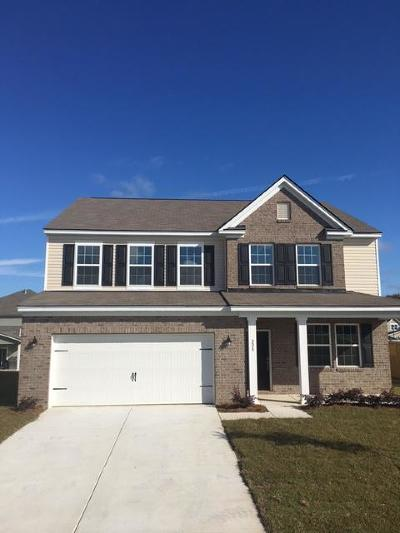 Goose Creek Single Family Home For Sale: 228 Wathen Drive