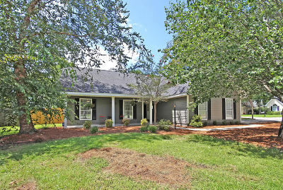 Mount Pleasant Single Family Home Contingent: 739 Lavalier Square