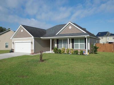 North Charleston Single Family Home Contingent: 3049 Nantuckett Avenue