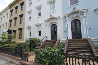 Attached Contingent: 105 Bull Street #B