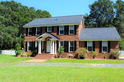 Johns Island Single Family Home For Sale