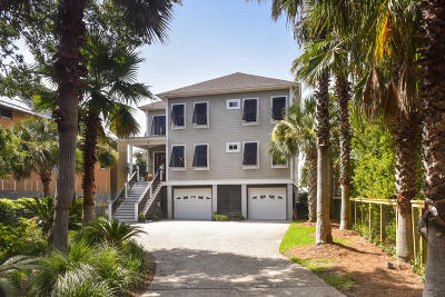 Isle Of Palms Single Family Home For Sale: 4 Whispering Palms Lane