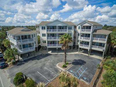 Folly Beach Attached For Sale: 117 W Ashley Avenue #B302