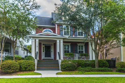 Charleston Single Family Home For Sale: 6063 Grand Council Street