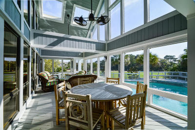 Seabrook Island Single Family Home For Sale: 3562 Seaview Drive