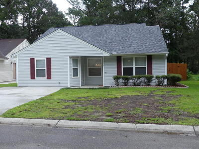 Ladson Single Family Home Contingent: 170 Mickler Drive