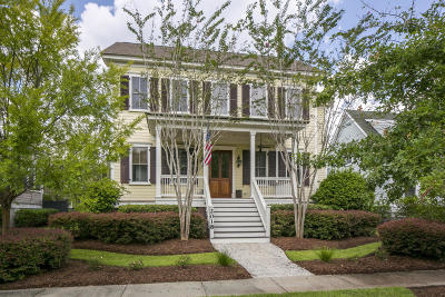 Charleston Single Family Home For Sale: 2018 Purcell Lane
