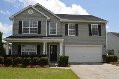 Goose Creek Single Family Home For Sale: 203 Waterbrook Drive