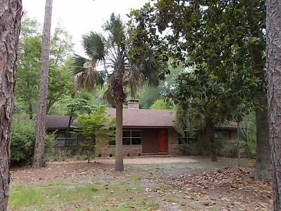 Summerville Single Family Home For Sale: 211 Parkwood Drive #A &