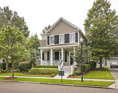 Charleston Single Family Home For Sale: 105 Lucia Street
