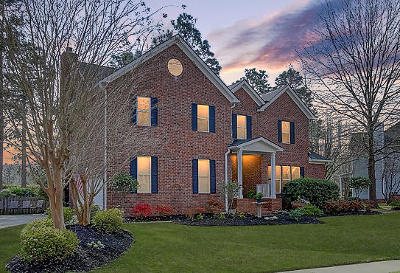 Summerville Single Family Home For Sale: 1404 Congressional Boulevard
