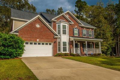 Summerville Single Family Home For Sale: 1037 Blockade Runner Parkway