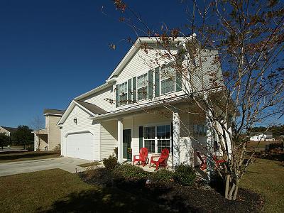 Wescott Plantation Single Family Home For Sale: 9643 S Carousel Circle