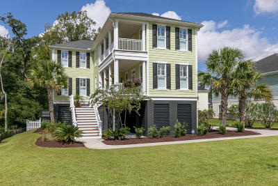 Hanahan Single Family Home For Sale: 1129 Lands End Drive