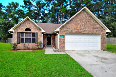 Summerville Single Family Home Contingent: 112 Five Iron Circle