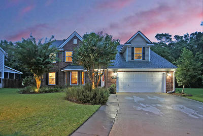 North Charleston Single Family Home For Sale: 5403 Bernay Court