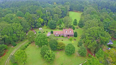 Summerville Single Family Home For Sale: 144 Old Tower Rd