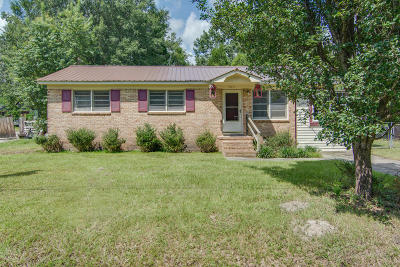 Goose Creek Single Family Home Contingent: 425 Mary Scott Drive