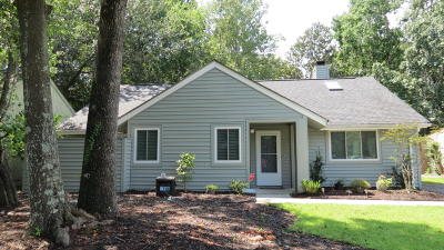 Mount Pleasant Single Family Home For Sale: 1103 Astor Drive