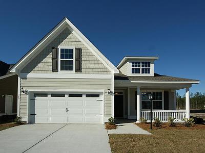 Stono Ferry, Stono Plantation Single Family Home For Sale: 4835 8th Tee Drive