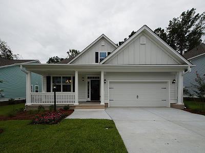 Stono Ferry, Stono Plantation Single Family Home For Sale: 5359 Birdie Lane