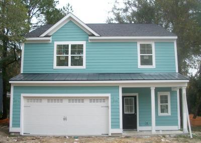 North Charleston Single Family Home For Sale: 5478 Turner Street