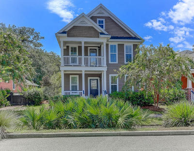 North Charleston Single Family Home For Sale: 5172 Celtic Drive
