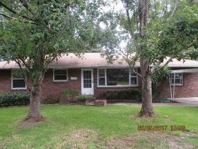 Single Family Home For Sale: 5822 Stewart Street