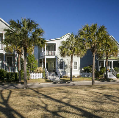 Charleston Single Family Home For Sale: 110 Barnaby Street